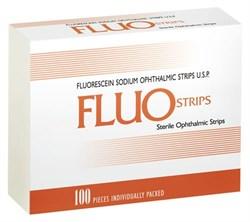 Тест-полоски FluoStrips - фото 5254