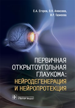Первичная открытоугольная глаукома. Нейродегенерация и нейропротекция - фото 4618