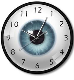 Часы настенные тематические (в рамке со стеклом) - фото 5184