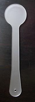 Медицинская лопатка для закрывания глаз (полупрозрачная) - фото 5212