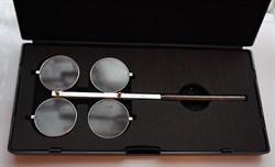 Флиппер металлический регулируемый в коробке - фото 5236