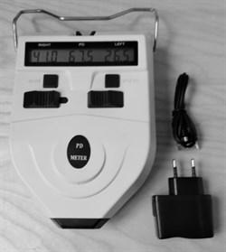 PD-измеритель межзрачкового расстояния с зарядным устройством, без колесика - фото 5647